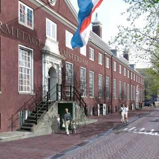 Hermitage Amsterdam, netherlands , amsterdam