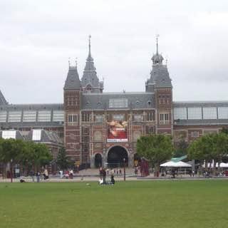 Rijksmuseum, netherlands , amsterdam