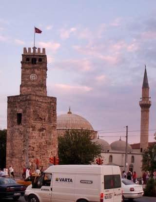 Tekeli Mehmet Paşa Mosque, turkey , antalya
