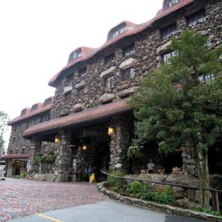 Grove Park Inn, usa , asheville