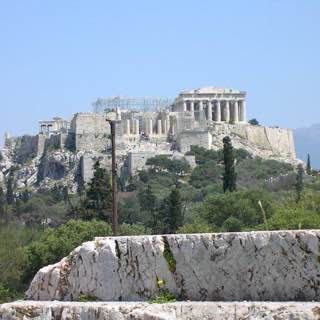 Acropolis of Athens, greece , athens