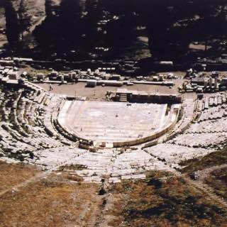 Theatre of Dionysus, greece , athens