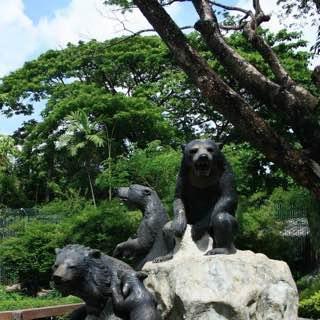 Dusit Zoo, thailand , bangkok