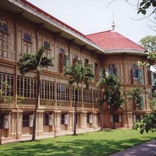 Vimanmek Mansion, thailand , bangkok