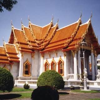 Wat Benchamabophit, thailand , bangkok