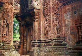Banteay Srei, cambodia , banteaysrei