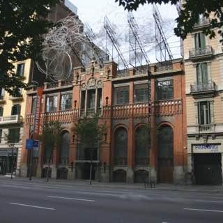 Fundació Antoni Tàpies, spain , barcelona