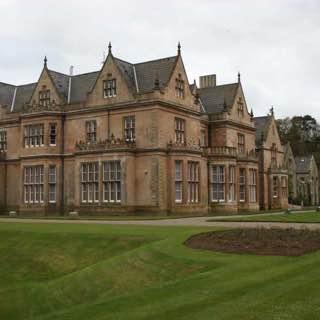 Bangor Castle, ireland , belfast