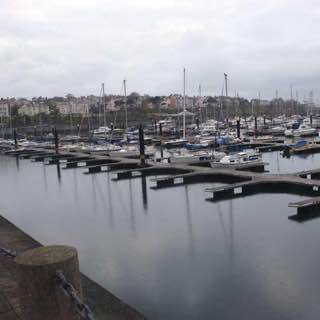 Bangor Marina, ireland , belfast