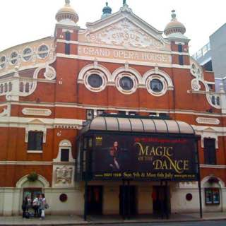 Grand Opera House, Belfast, ireland , belfast
