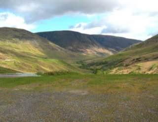 Glen Roy, scotland , bennevis