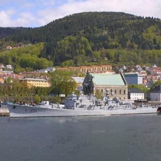 Bergenhus Fortress, norway , bergen