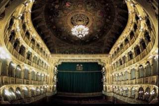 Teatro Comunale di Bologna, italy , bologna
