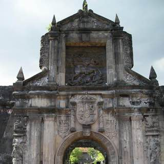 Fort Santiago, philippines , boracay