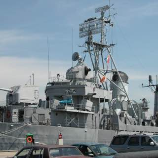 USS Cassin Young, usa , boston