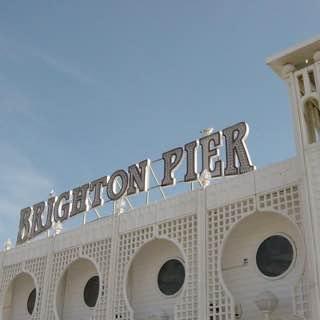 Brighton Pier, uk , brighton