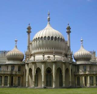 Royal Pavilion, uk , brighton
