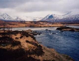 Rannoch Moor, scotland , brochofmousa
