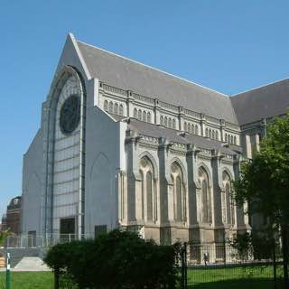 Lille Cathedral, belgium , bruges
