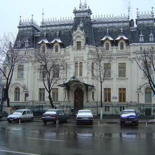 Crețulescu Palace, romania , bucharest