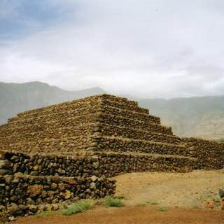 Pyramids of Güímar, spain , canary
