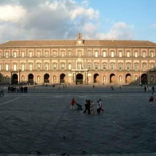 Royal Palace of Naples, italy , capri