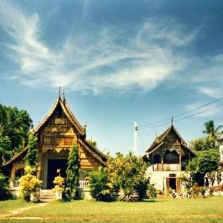Wat Chiang Man, thailand , chiangmai