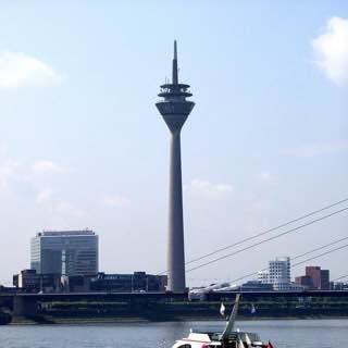 Rheinturm, germany , cologne