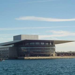 Copenhagen Opera House, denmark , copenhagen