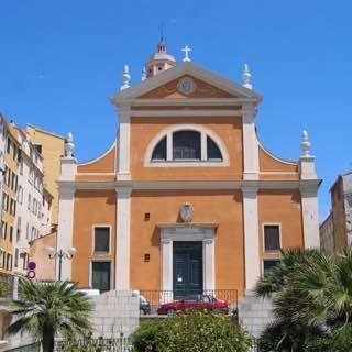 Ajaccio Cathedral, france , corsica