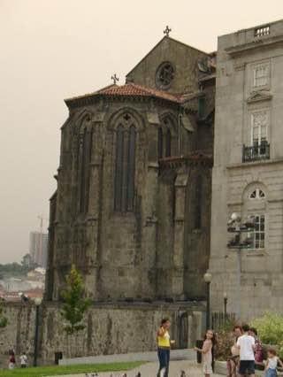 Church of São Francisco, portugal , costaverde