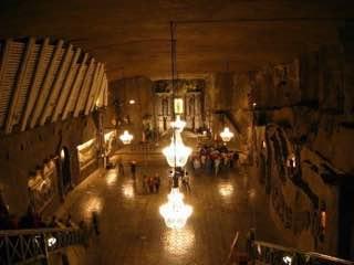 Wieliczka Salt Mine, poland , cracow