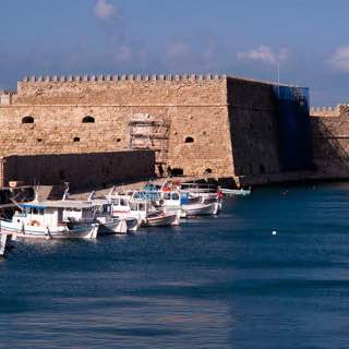 Koules Fortress, greece , crete