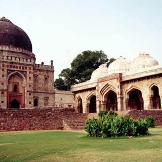 Lodi Gardens, india , delhi