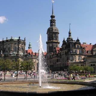Dresden Castle, germany , dresden
