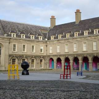 The Royal Hospital, Kilmainham, ireland , dublin