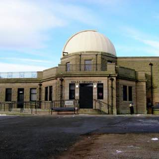 Mills Observatory, scotland , dundee