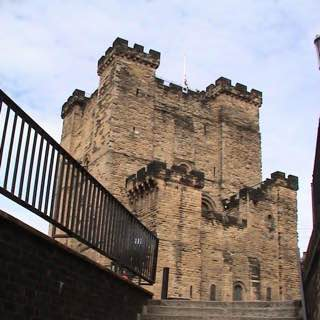 The Castle, Newcastle, uk , englandnorthern