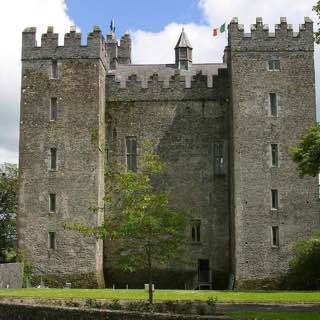 Bunratty Castle, ireland , ennis