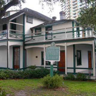Stranahan House, usa , floridawestcoast