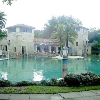Venetian Pool, usa , fortlauderdale