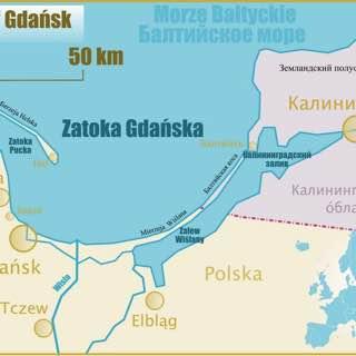 Gdańsk Bay, poland , gdansk