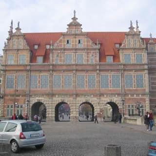 Green Gate, poland , gdansk