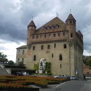 Château Saint-Maire, switzerland , geneva