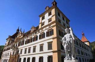 Eggenberg Palace, Graz, austria , graz