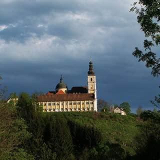 Mariatrost Basilica, austria , graz