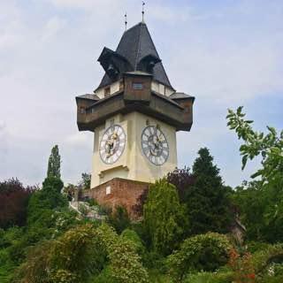 Schloßberg, austria , graz