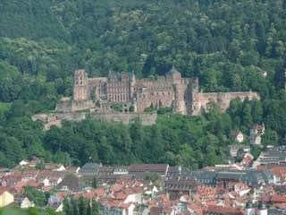 Heidelberg Castle, germany , heidelberg