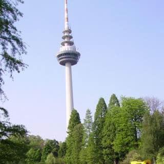 Luisenpark, germany , heidelberg