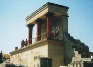 Knossos, greece , heraklion